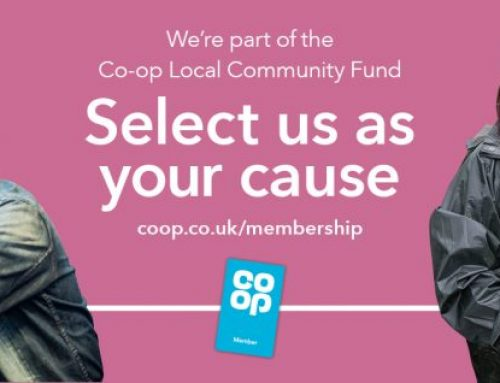 Support LNBP with Co-op Local Community Fund
