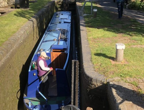 BBC seeking those with new lives on the canals