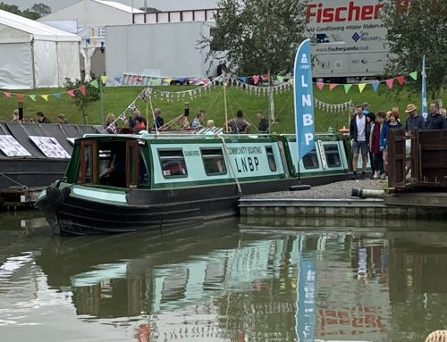 Great to be back – Review of LNBP at 2021 Crick Boat Show